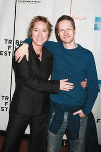 John Cameron Mitchell and Kathryn Liton at the 5th Annual Tribeca Film Festival premiere of