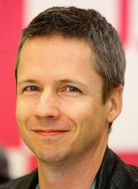 John Cameron Mitchell at the Tokyo press conference of