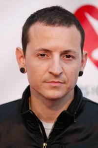 Chester Bennington at the 4th Annual MusiCares Map Fund Benefit Concert in California.