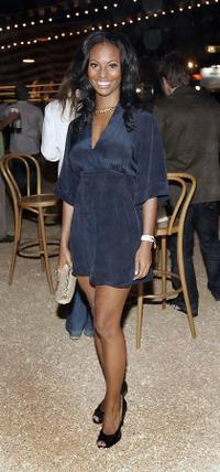 Candace Smith at the after party of the premiere of