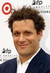 Isaac Mizrahi at the premiere of