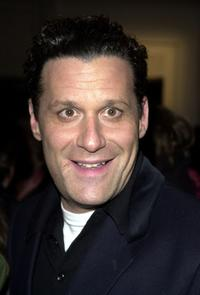 Isaac Mizrahi at the 20th anniversary celebration of the Brooklyn Academy of Music's Next Wave Festival.
