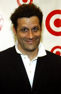 Isaac Mizrahi at the grand opening celebration of