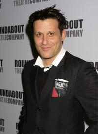 Isaac Mizrahi at the after party of the premiere of