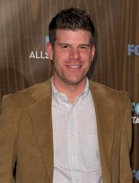 Stephen Rannazzisi at the Fox Winter 2010 All-Star party.