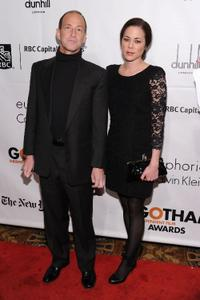 Charles Ferguson and Guest at the IFP's 20th Annual Gotham Independent Film Awards.
