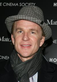 Matthew Modine at the New York special screening of