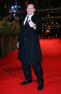 Ralph Moeller at the premiere of