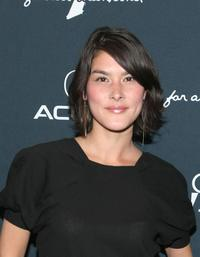 Mizuo Peck at the 14th Annual Gen Art Film Festival Launch Party.