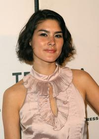 Mizuo Peck at the premiere of