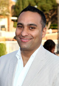 Russell Peters at the 2008 JCPenney Asian Excellence Awards in California.