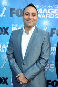 Russell Peters at the 42nd NAACP Image Awards in California.