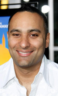 Russell Peters at the California premiere of
