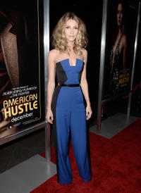 Dawn Olivieri at the Los Angeles premiere of