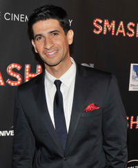 Raza Jaffrey at the New York premiere of