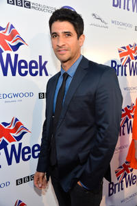 Raza Jaffrey at the launch of Seventh Annual BritWeek Festival