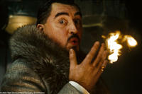 Alfred Molina as Maxim Horvath in