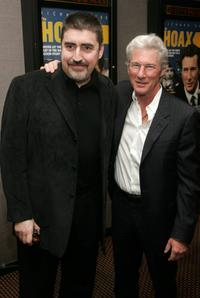 Alfred Molina and Richard Gere at the Miramax Films premiere of