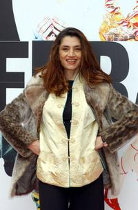 Angela Molina at Madrid for the photocall of