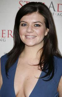 Casey Wilson at the Stella Adler Studio Fourth Annual Stella by Starlight benefit gala.