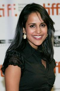 Agam Darshi at the 2009 Toronto International Film Festival.
