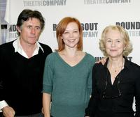 Gabriel Byrne, Emily Bergl and Dearbhla Molloy at the photocall of