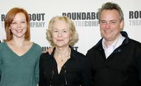Emily Bergl, Dearbhla Molloy and Director Doug Hughes at the photocall of
