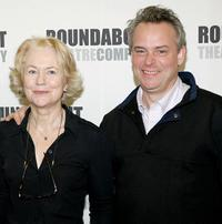 Dearbhla Molloy and Director Doug Hughes at the photocall of