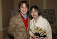 T.R. Knight and Kaori Momoi at the MMPA's 13th Annual Diversity Awards.