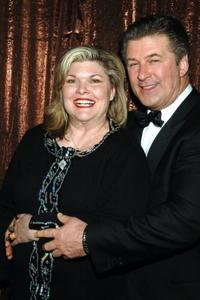 Debra Monk and Alec Baldwin at the Bay Street Theatre 15th anniversary benefit gala.