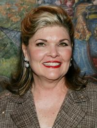 Debra Monk at the after party of the New York opening night of