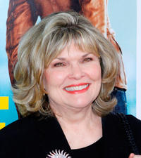Debra Monk at the New York premiere of