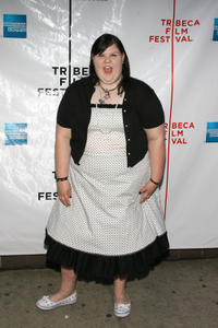 Ashley Fink at the premiere of