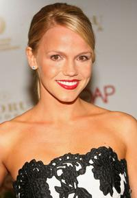 Alexa Havins at the Annual Daytime Emmy nominee party.