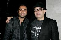 Abhay Deol and Dev Benegal at the TF, TFFV party during the 2010 Tribeca Film Festival.