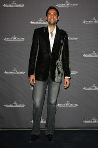 Abhay Deol at the Jaeger-LeCoultre party during the 66th Venice Film Festival.