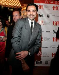 Abhay Deol at the premiere of