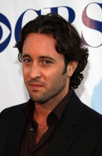 Alex O'Loughlin at the CBS Summer