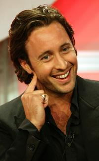 Alex O'Loughlin at the Television Critics Association Press Tour.
