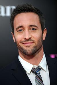 Alex O'Loughlin at the California premiere of