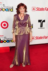 Zully Montero at the 2009 Billboard Latin Music Awards.