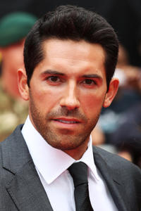 Scott Adkins at the England premiere of
