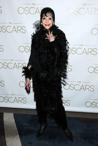 Liliane Montevecchi at the 85th Academy Awards Official New York City Viewing party.
