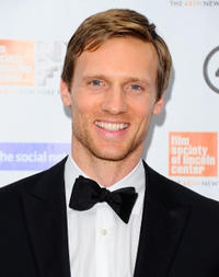 Teddy Sears at the New York premiere of