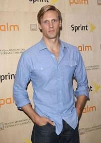 Teddy Sears at the Palm Pre Launch Event to Benefit Iraq and Afghanistan Veterans of America.