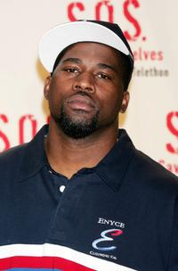 David Banner at the S.O.S. (Saving OurSelves): The BET Relief Telethon.