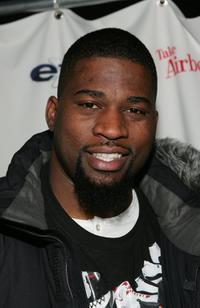 David Banner at the Airborne Lounge with Extra during the 2007 Sundance Film Festival.