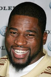 David Banner at the special listening party for the soundtrack of