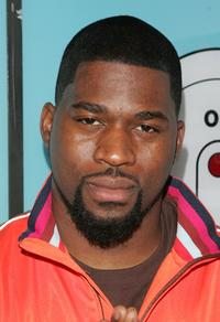 David Banner at the MTV's Total Request Live.