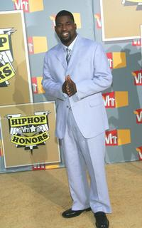 David Banner at the Second Annual VH1 Hip Hop Honors.